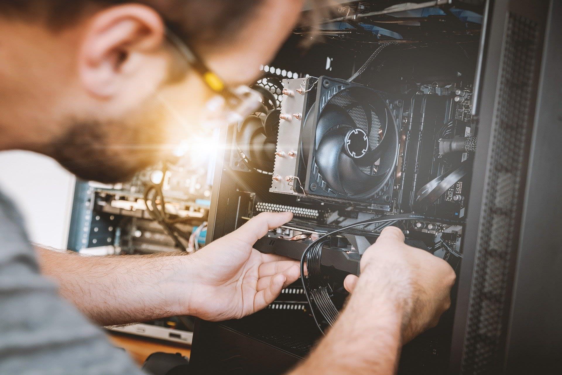 hardware reparatie computer